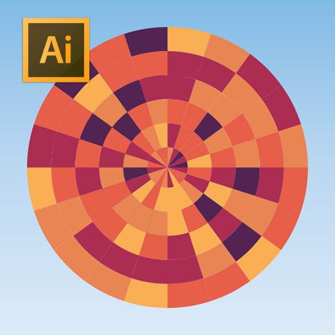 Tutorial – Como aplicar cores aleatórias no Illustrator