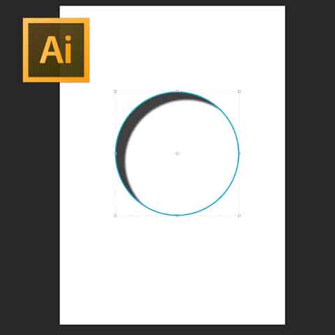 Tutorial – Como adicionar sombras dentro de um objecto no Illustrator