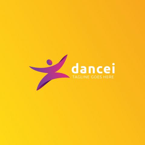 Dancei Logo