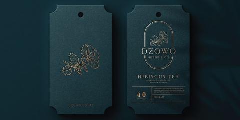 Dzowo Corporate Identity adn Backaging 11