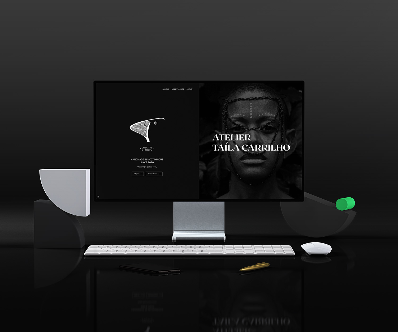 Atelier Taíla Carrilho Website